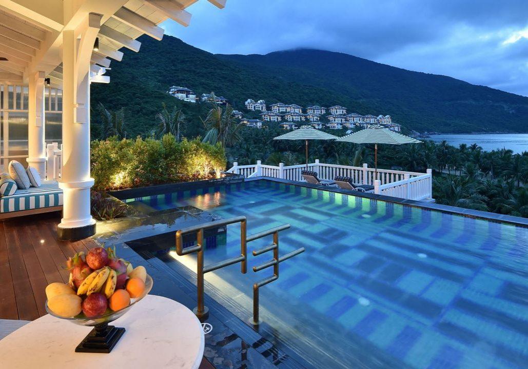 Intercontinental Da Nang Sun Peninsula resort